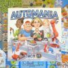 Automania Second Edition board Game review Aporta car industry Euro pieces