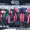 The 10. Konica Minolta Cadillac DPi-V.R of Wayne Taylor Racing won the 24 Hours of Daytona in 2017