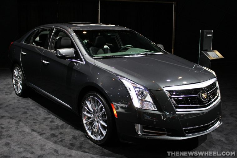 An Updated Version Of The Cadillac Xts Will Be Released In 2017 And A New Xt3