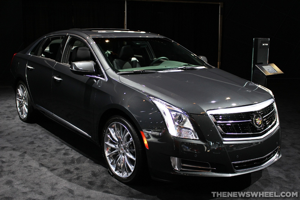 report updated cadillac xts sedan coming this year new xt3 crossover in 2018 the news wheel. Black Bedroom Furniture Sets. Home Design Ideas
