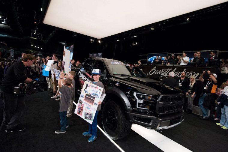 1-of-1 2017 Ford F-150 Raptor