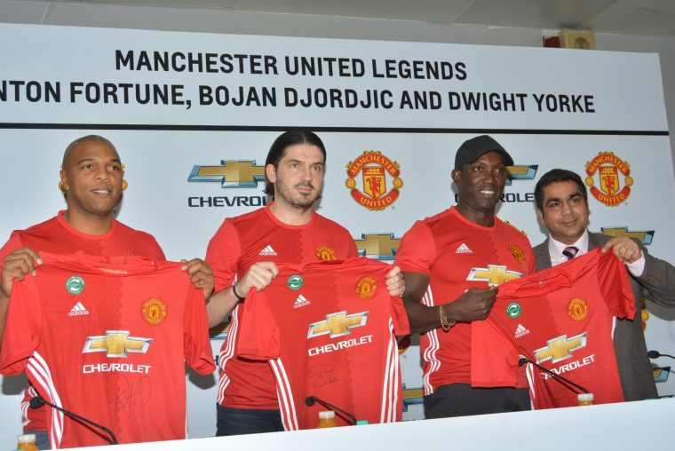 Chevrolet India hosts Manchester United fan party at Dulichand Motors dealership