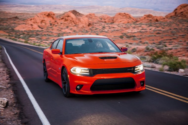 The 2017 Dodge Charger is compatible with both Apple CarPlay and Android Auto this year