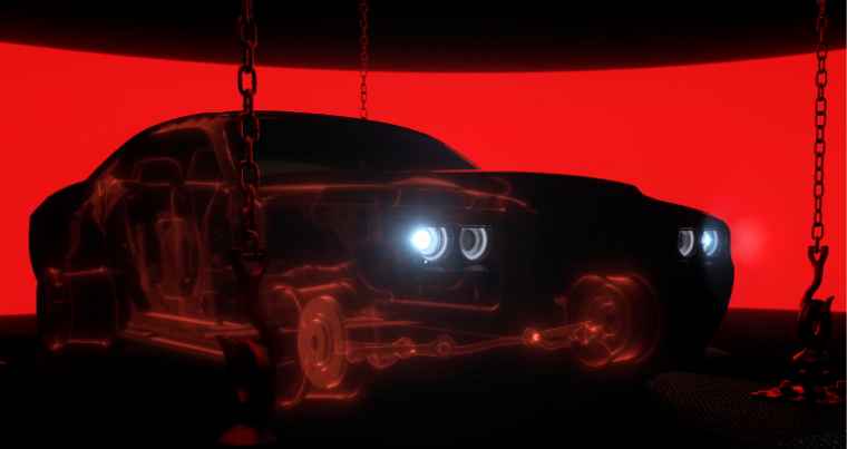 An inside look at the Dodge DemonPhoto:Dodge