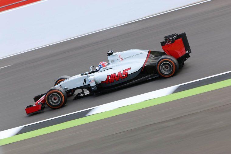 Haas F1 - Romain Grosjean