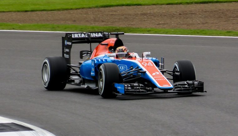 Manor F1 - Pascal Wehrlein