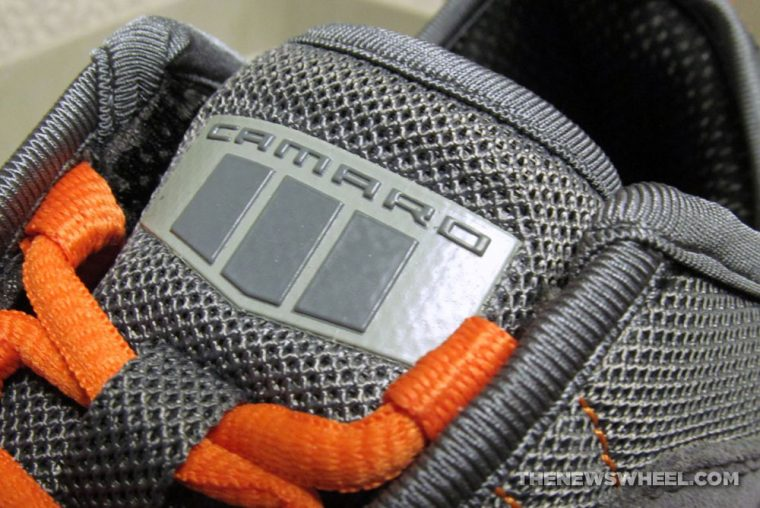 Piloti Chevrolet Camaro Fifty 50 Racing shoes review tongue