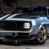 The latest automobile to be featured on Jay Leno's car show was the 1969 Camaro G-Code, which was created by the Ringbrothers