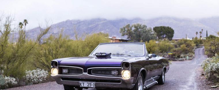 Return of Xander Cage Pontiac GTO