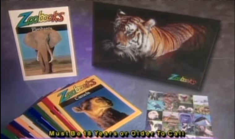 I even have the free Elephant issue and this cool Tiger posterPhoto: BravaCentauri