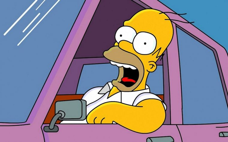 We Finally Know Exactly What Kind Of Car Homer Simpson Drives The