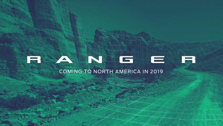 Ford Ranger 2019 logo