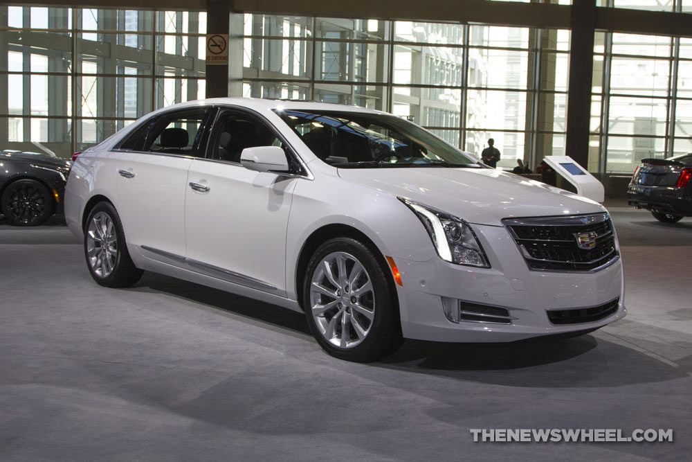 2017 CAS Photo Gallery: See the Cars Cadillac Brought to ...