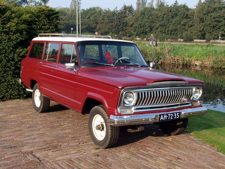 Note: What a Jeep Wagoneer should look like