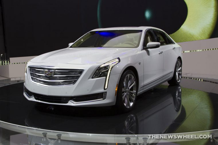 A New Report Has Revealed The 2018 Cadillac Ct6 Will Come With Color Options And