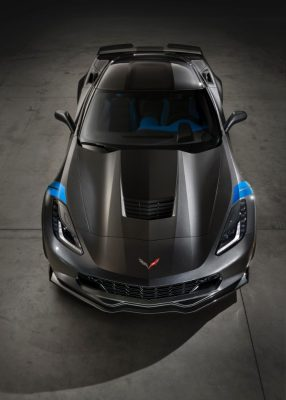 Chevrolet announced the Corvette Grand Sport will be released in the Middle East market