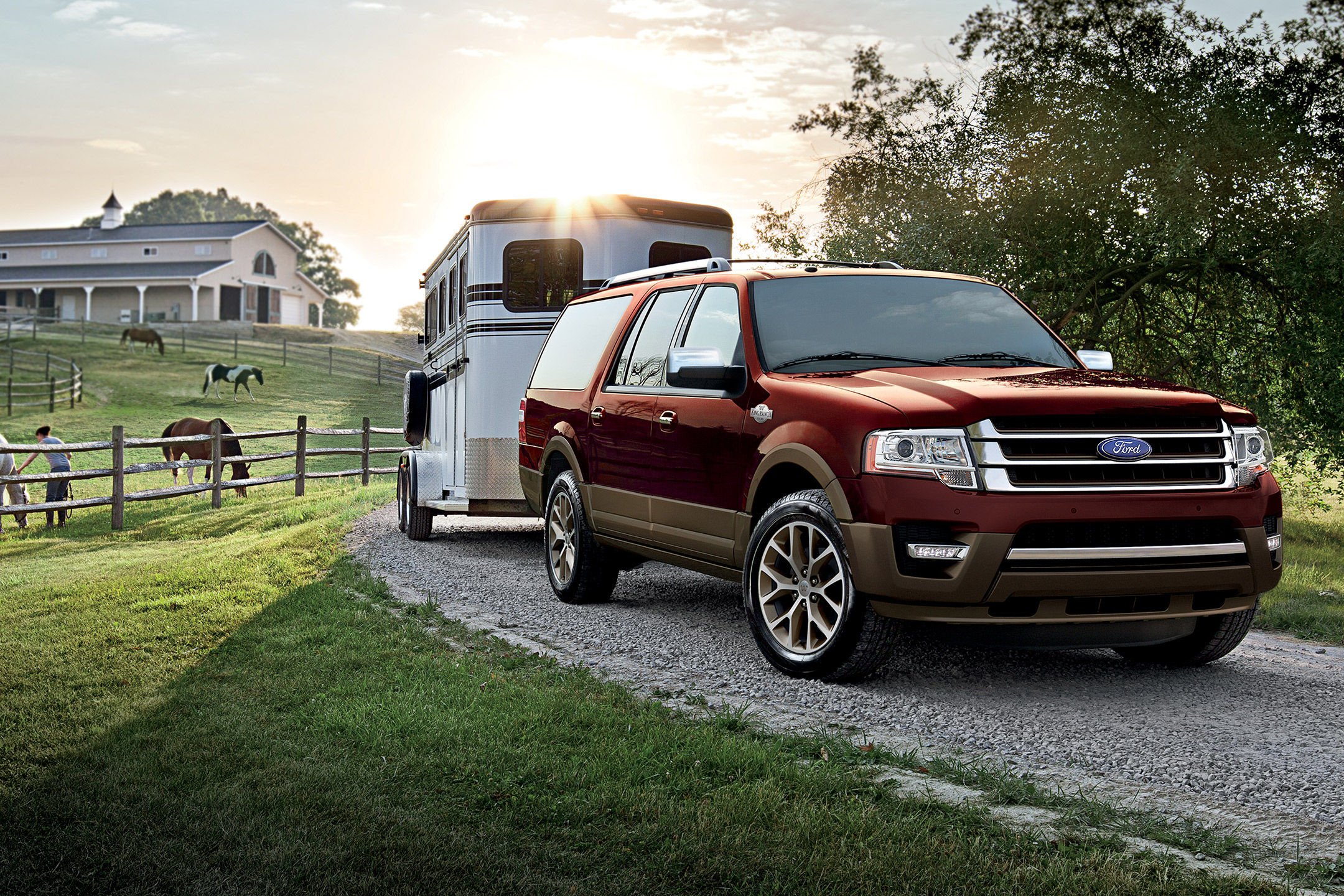 F250 Towing Capacity >> 2017 Ford Expedition Overview - The News Wheel