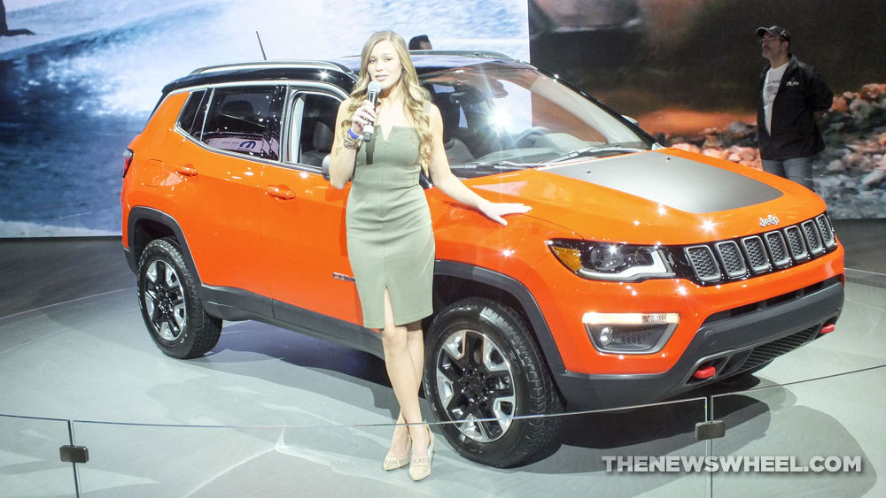 2017 Jeep Compass Priced At 20 995 In Us The News Wheel
