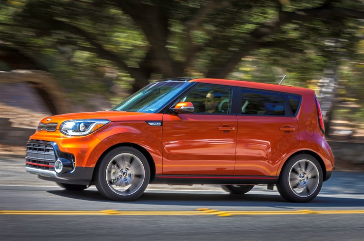 2017 Kia Soul Coolest Car