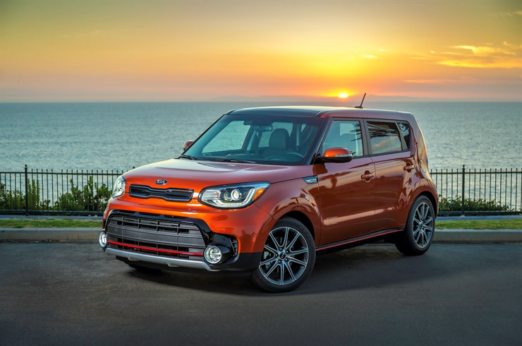 2017 Kia Soul-Best Compact Car for the Money