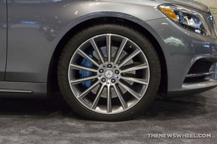 Mercedes-Benz brought its full fleet of vehicles to the 2017 Chicago Auto Show, including the 2017 Mercedes-Benz S-Class