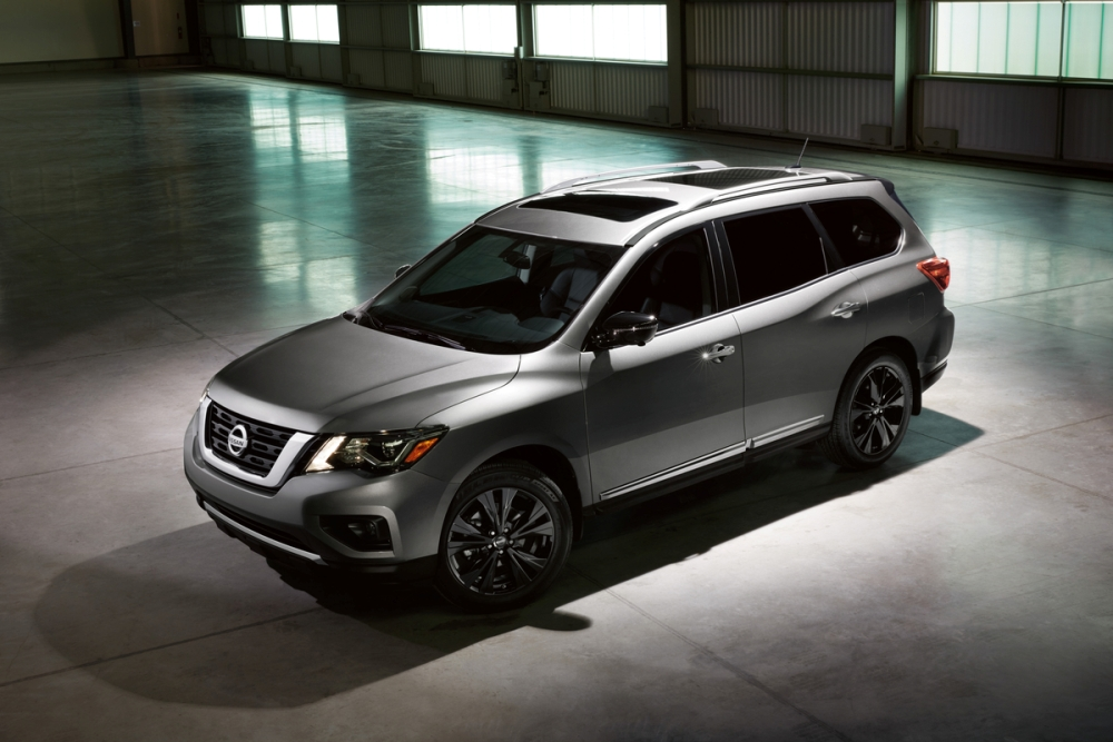 Nissan Brings New Midnight Edition Models to Chicago Auto ...