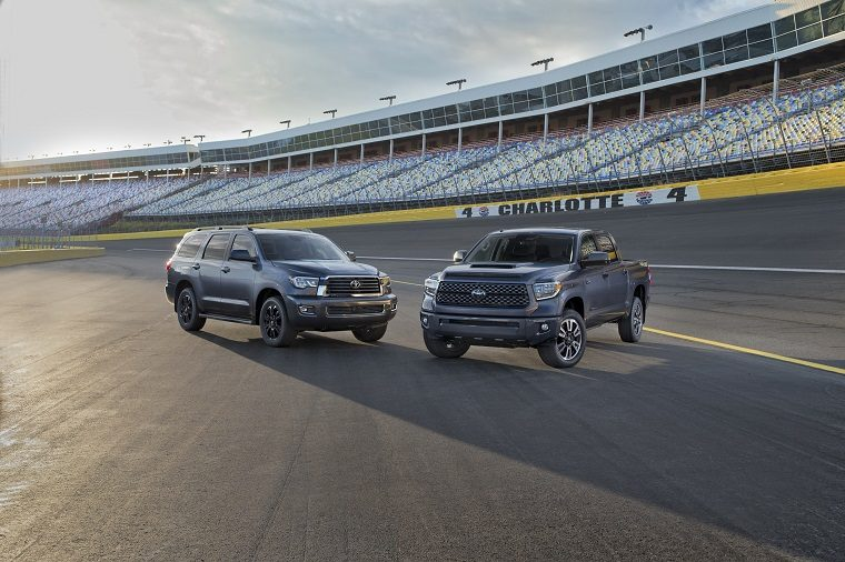 2018 Toyota Tundra TRD Sport & Sequoia TRD Sport