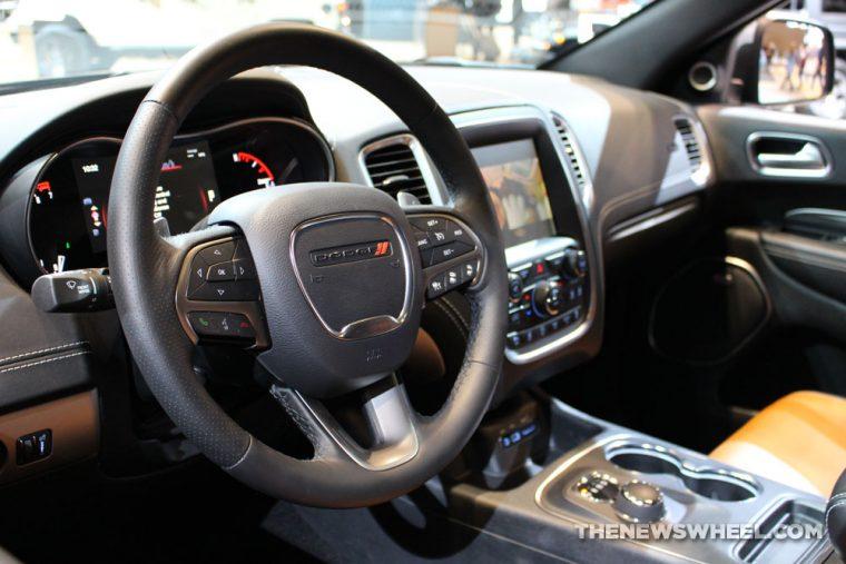CAS 2017 Dodge Durango