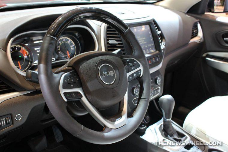 CAS 2017 Jeep Cherokee
