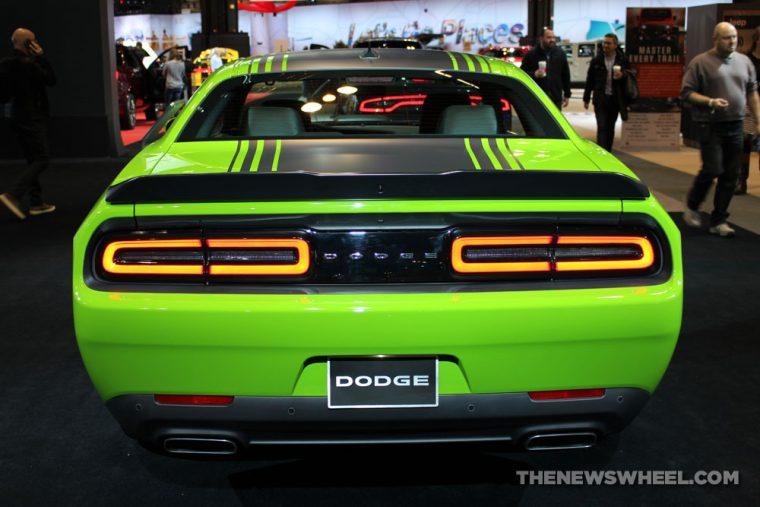 CAS 2017 Dodge Challenger