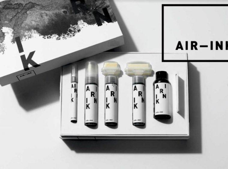 AirInk emissions-based ink