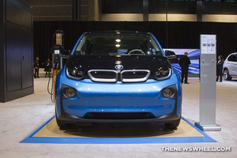 CAS 2017 BMW i3 4