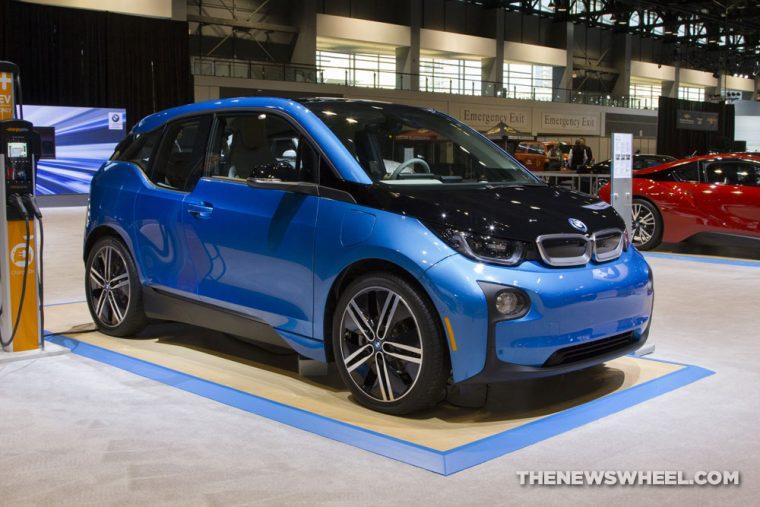 CAS 2017 BMW i3 5