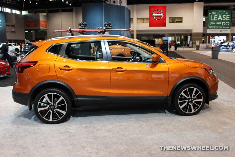 All-New Nissan Rogue Sport Chicago Auto Show
