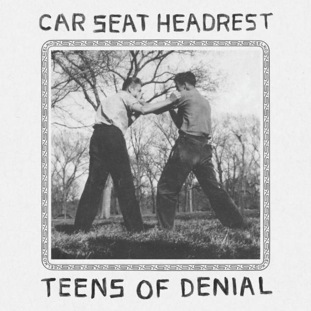 Car Seat Headrest Teens Album Cover music band