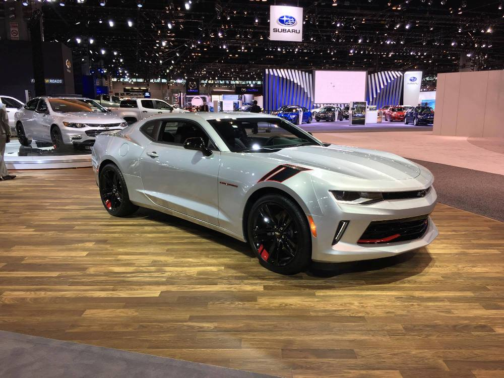 Chevrolet Shows Off Redline Special Edition Series in Chicago [PHOTOS ...