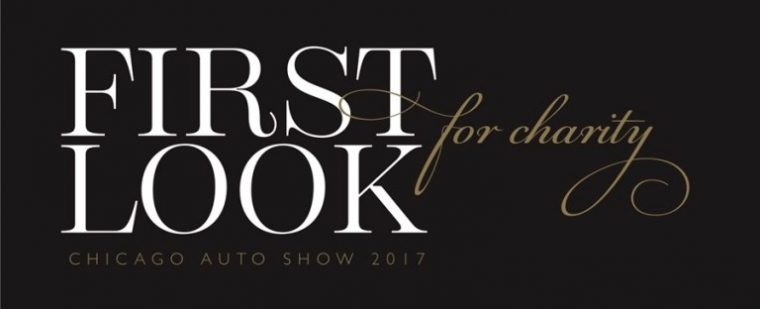 Participants of the First Look for Charity event get an exclusive first look at the 2017 Chicago Auto Show Photo: The Chicago Auto Show
