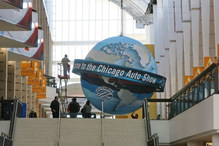 Get access to one of the largest automotive events of the year Photo: The Chicago Auto Show