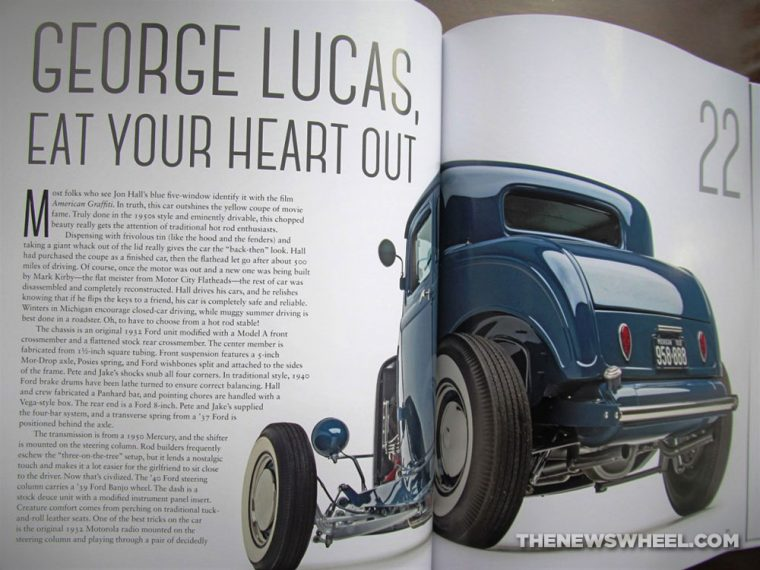 Deuce The Original Hot Rod 32 X 32 By Mike Chase Motorbooks book review car photographs