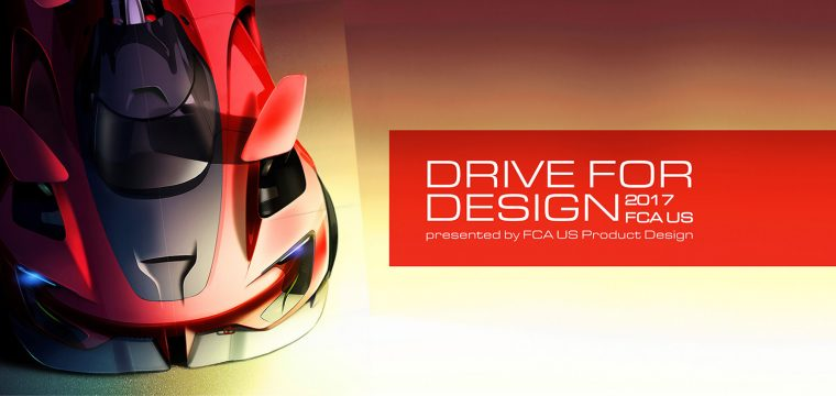 """The Fifth Annual """"Drive for Design"""" contest from FCA"""