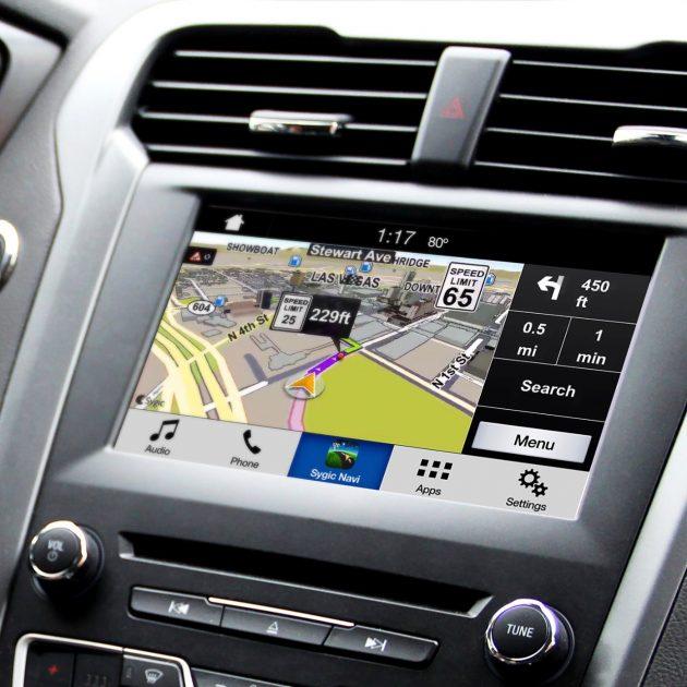 Ford Sygic Car Navigation