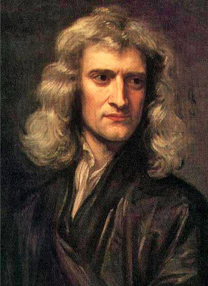 Sir Isaac Newton. Now there's a man who knew how to design the perfect performance vehicle!