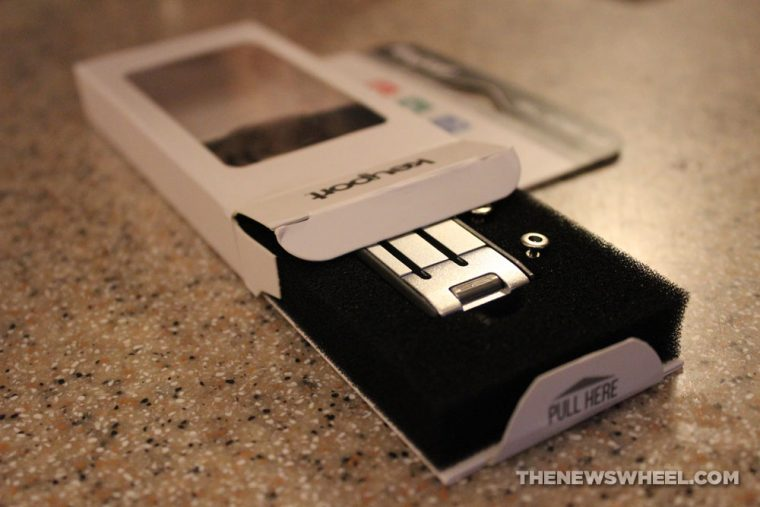 Keyport Key Product Review Car Accessory Slide Box Package
