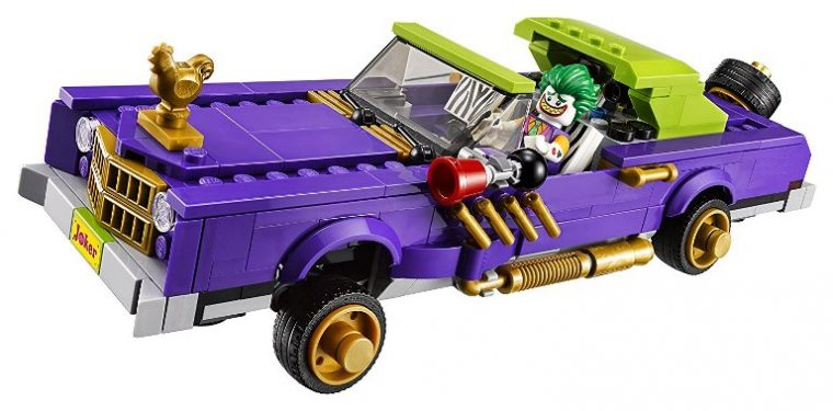The Joker's Notorious LowriderPhoto: LEGO