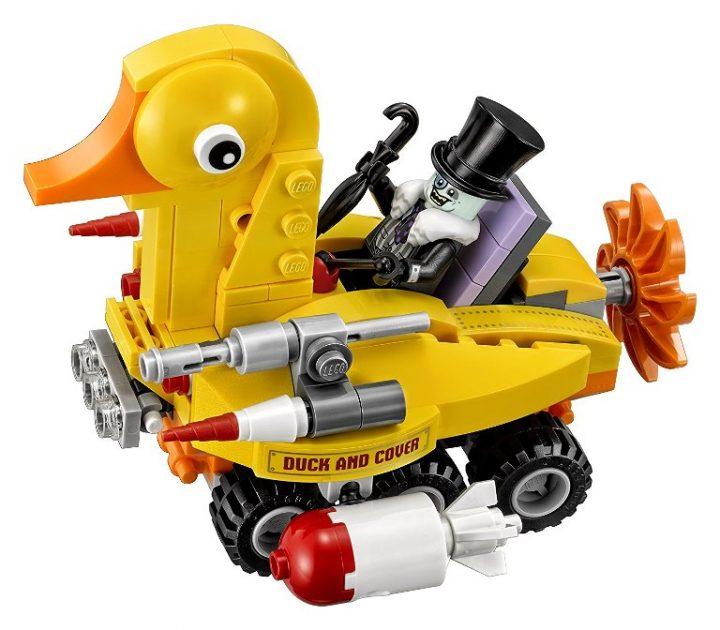 Penguin's Duckmobile Photo: LEGO