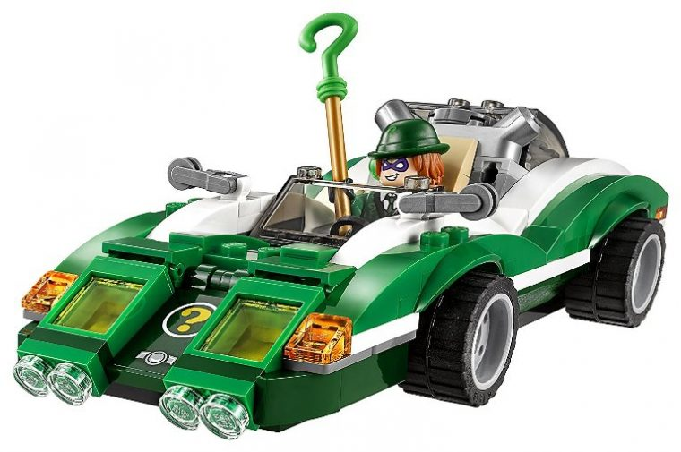 Riddler's Riddle RacerPhoto: LEGO