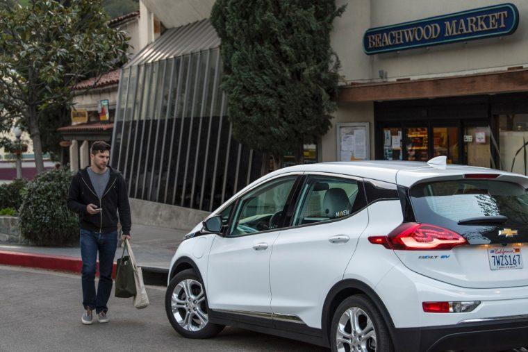 Maven introducing Chevy Bolt EV to LA market