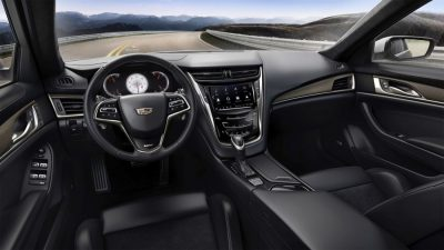 Cadillac has announced a new version of the CUE system will premiere inside the 2017 CTS sedan
