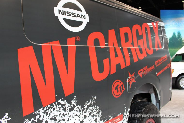 Nissan NV2500 HD CargoX