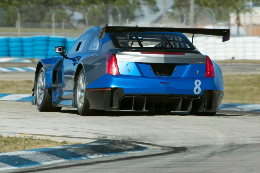 Cadillac Ats V Coupe >> Two Fresh Faces Join Cadillac Racing for 2017 Pirelli World Challenge GT Season - The News Wheel